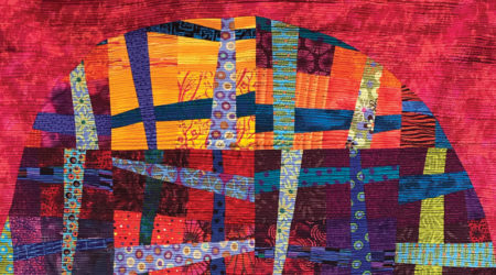 Contemporary Quilt & Fiber Art Show @ Cincinnati Nature Center, Rowe Woods location