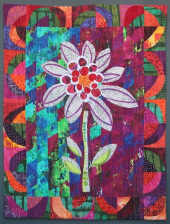 Contemporary Quilt and Fiber Exhibition: Artists' Reception @ Cincinnati Nature Center, Rowe Woods location