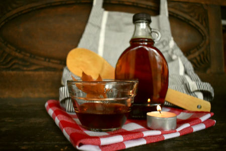 Cooking with Maple For Adults: Maple Toffee and Maple Caramel @ Cincinnati Nature Center, Rowe Woods