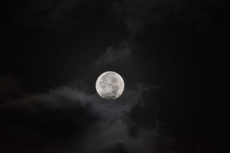 Wolf Moon: Full Moon Walk at Rowe Woods