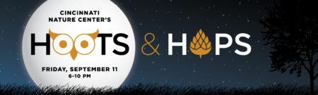 CANCELED: Hoots & Hops @ Cincinnati Nature Center, Rowe Woods