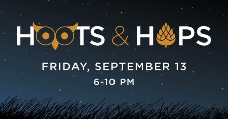 Hoots & Hops @ Cincinnati Nature Center, Rowe Woods