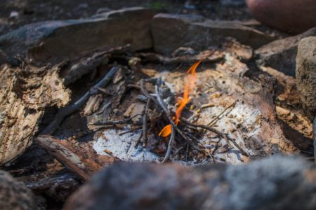 Intro to Fire Making with Flint and Steel @ Cincinnati Nature Center, Rowe Woods