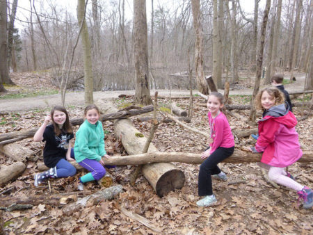 SPRING into Camp (Session 2) @ Cincinnati Nature Center, Rowe Woods
