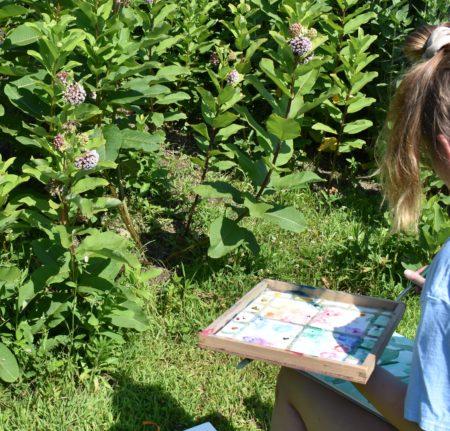 Natural Art Making @ Cincinnati Nature Center, Rowe Woods