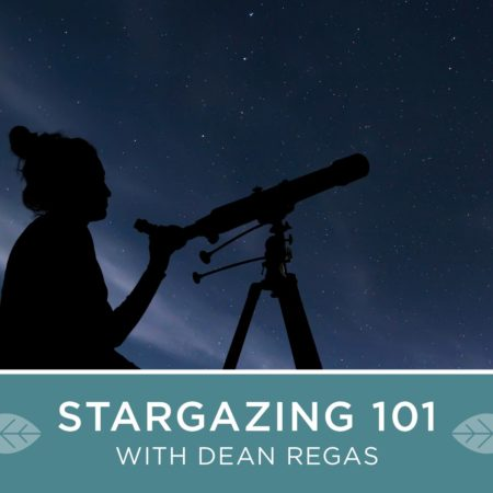 Stargazing 101 with Dean Regas