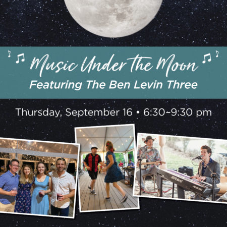 Music Under the Moon @ Cincinnati Nature Center, Rowe Woods
