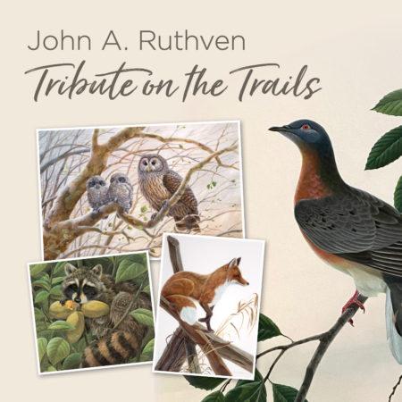 John A. Ruthven Tribute on the Trails @ Cincinnati Nature Center, Rowe Woods