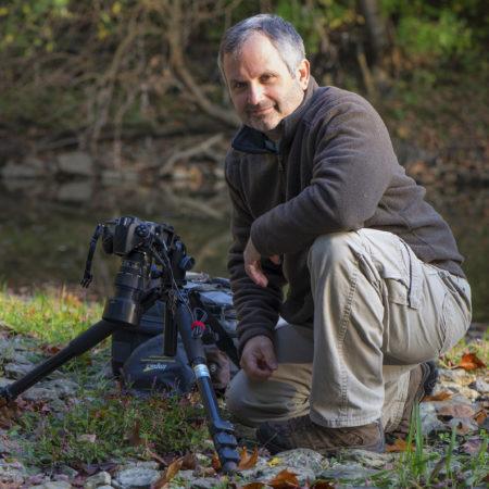 Meet the Photographer: Tom Croce (Featured Artist for 2021 Nature in Focus) @ Cincinnati Nature Center, Rowe Woods